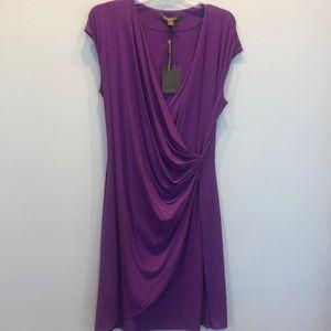 NWT Tommy Bahama purple dress Large 12/14